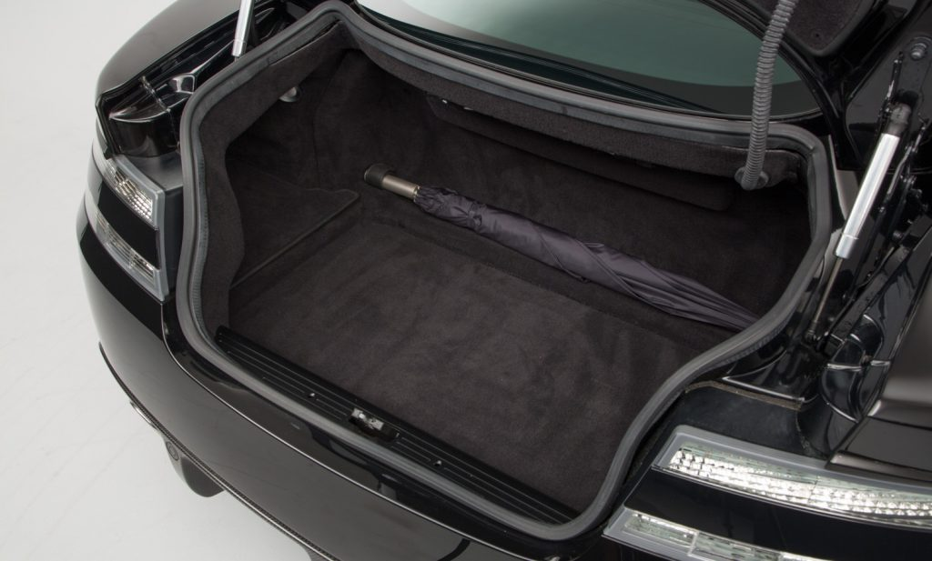 Aston Martin DBS For Sale - Interior 9