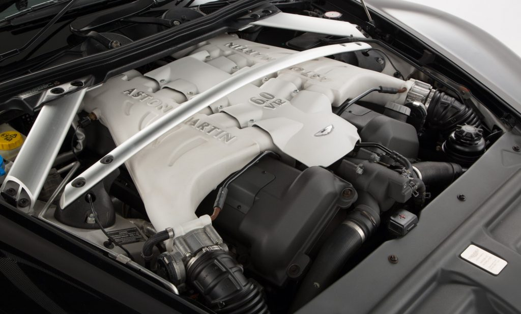Aston Martin DBS For Sale - Engine and Transmission 3