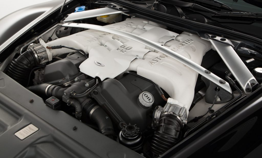 Aston Martin DBS For Sale - Engine and Transmission 7