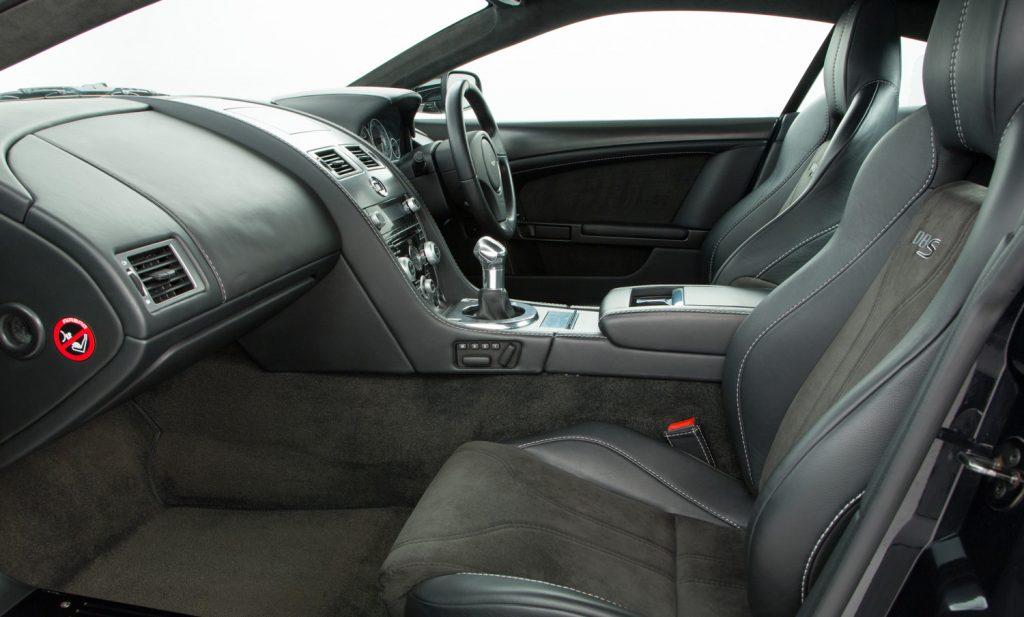 Aston Martin DBS For Sale - Interior 7