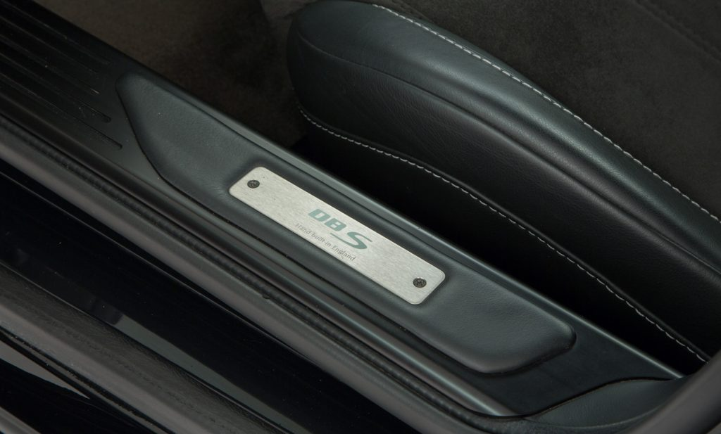 Aston Martin DBS For Sale - Interior 8