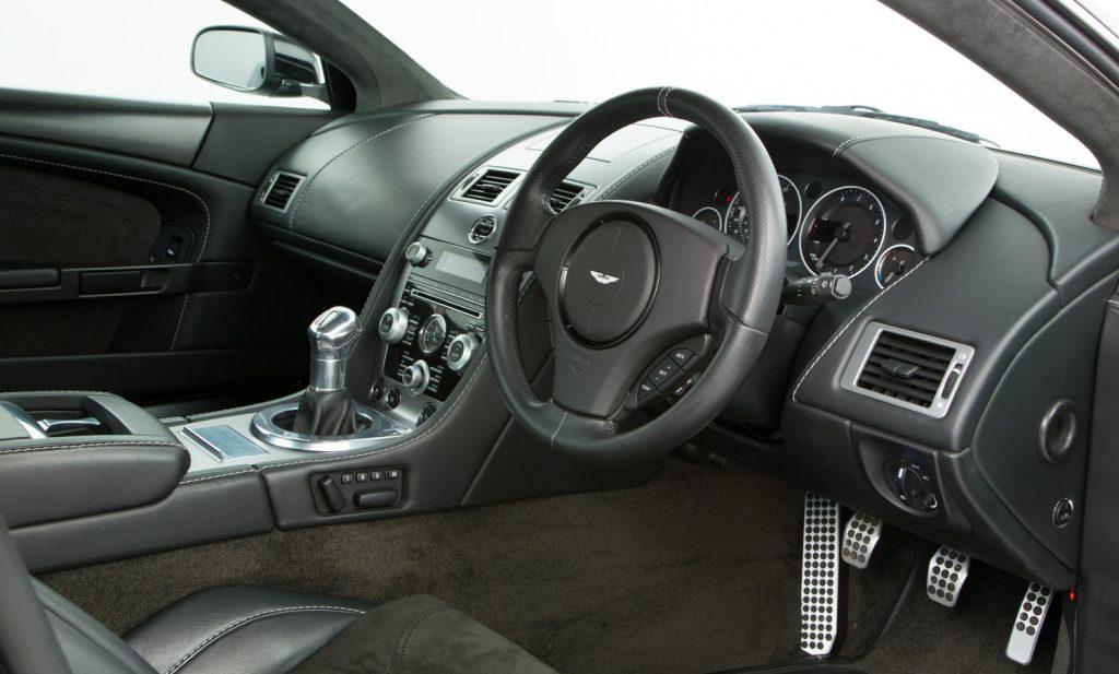 Aston Martin DBS For Sale - Interior 2
