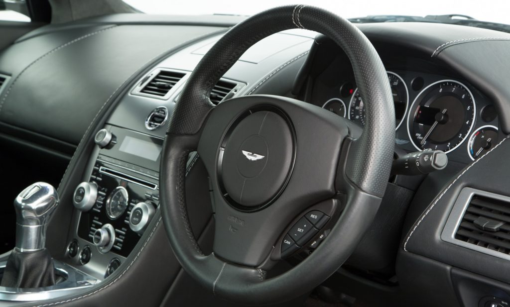 Aston Martin DBS For Sale - Interior 3