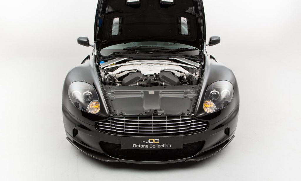 Aston Martin DBS For Sale - Engine and Transmission 2