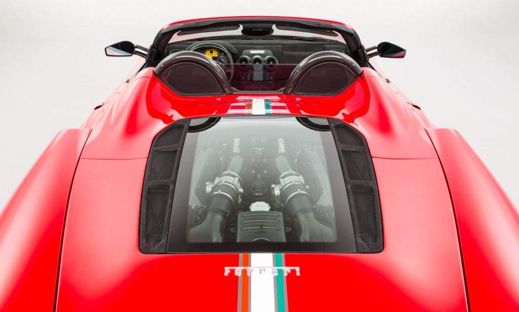 Ferrari 16M Scuderia For Sale - Exterior 16