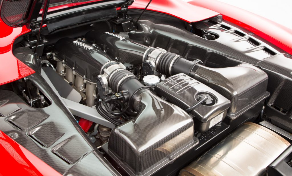 Ferrari 16M Scuderia For Sale - Engine and Transmission 4