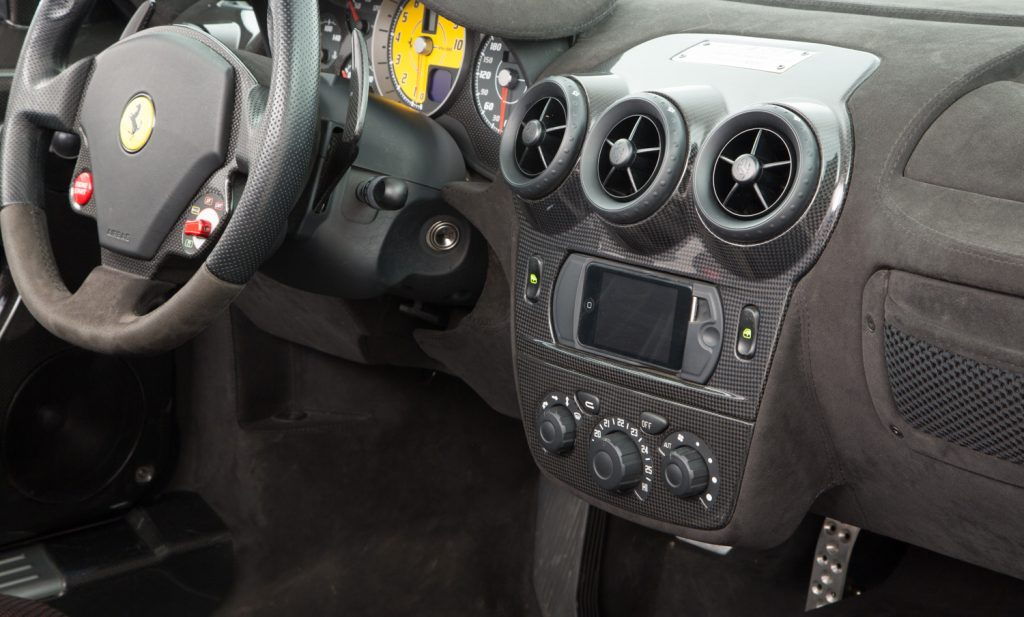 Ferrari 16M Scuderia For Sale - Interior 6