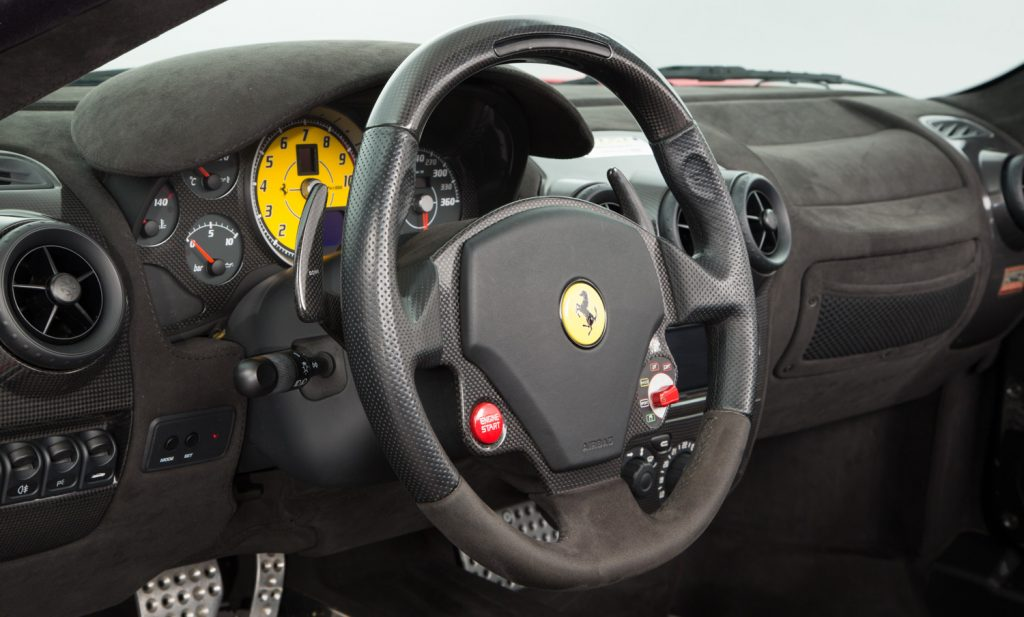 Ferrari 16M Scuderia For Sale - Interior 4