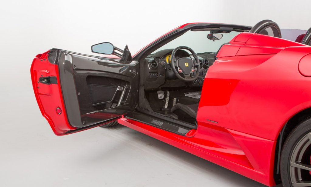 Ferrari 16M Scuderia For Sale - Interior 1