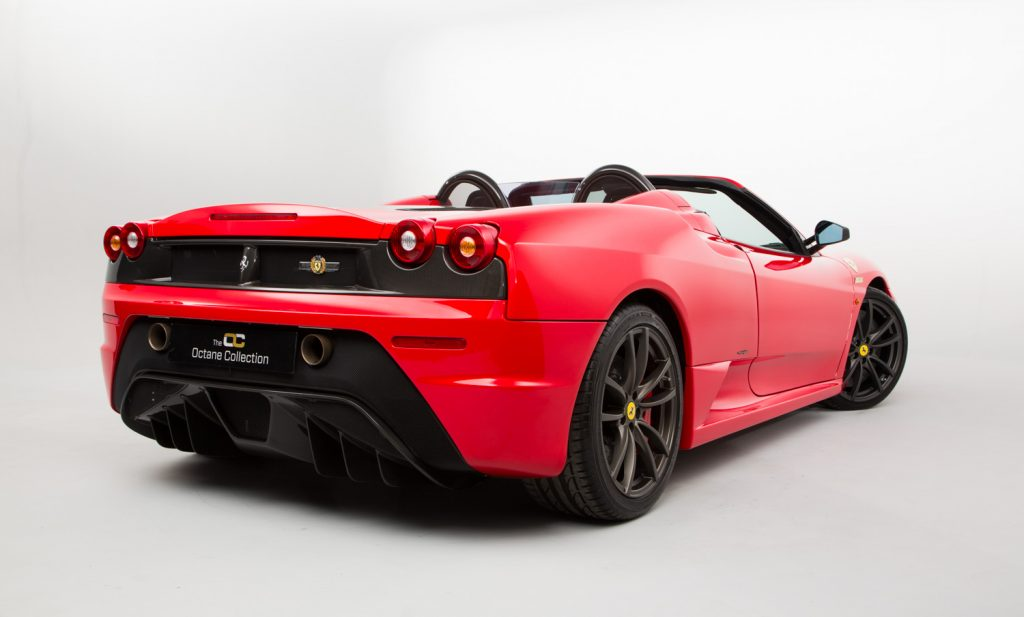 Ferrari 16M Scuderia For Sale - Exterior 13