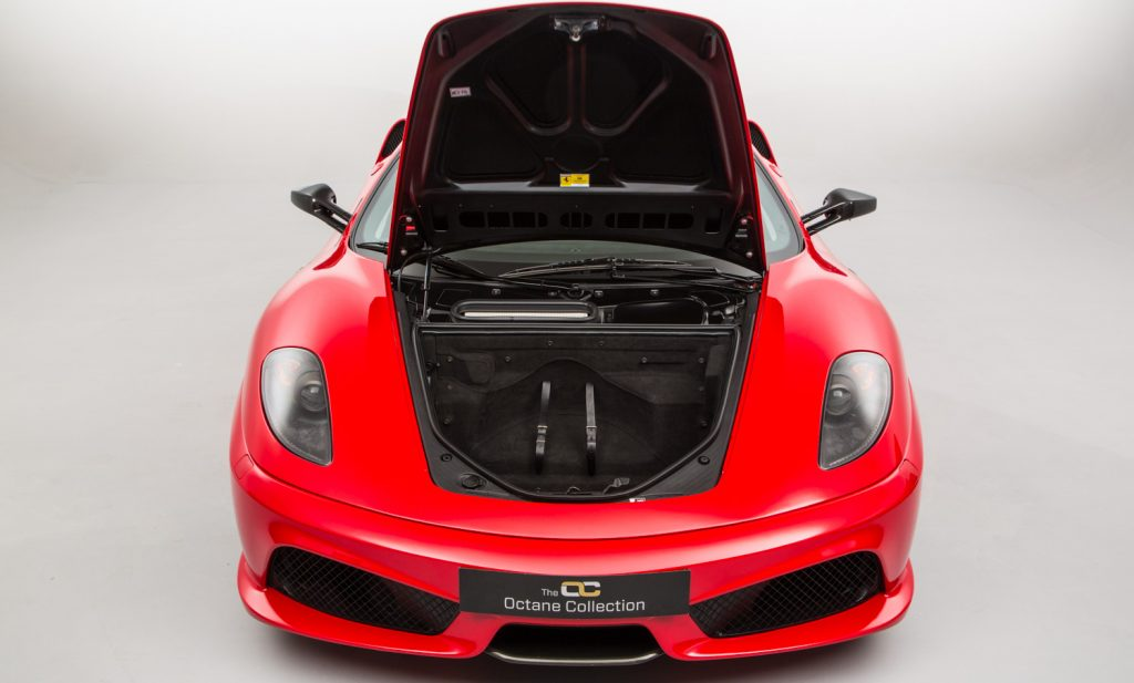 Ferrari 16M Scuderia For Sale - Interior 9