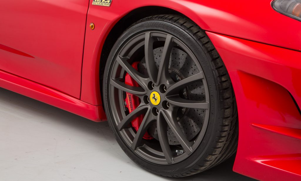 Ferrari 16M Scuderia For Sale - Wheels, Brakes and Tyres 3