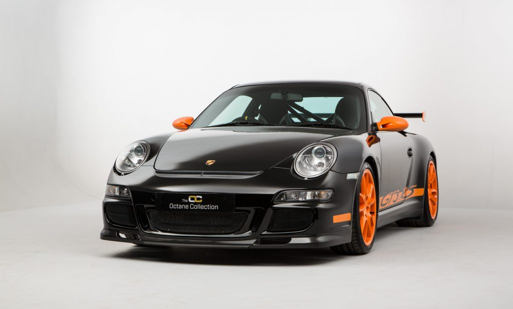 Porsche 911 GT3 RS For Sale - Exterior 2