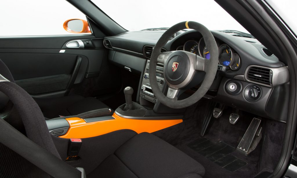 Porsche 911 GT3 RS For Sale - Interior 2