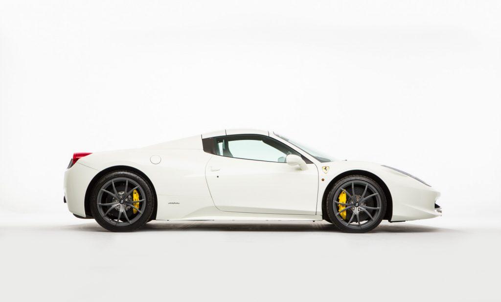 Ferrari 458 Spider For Sale - Exterior 7