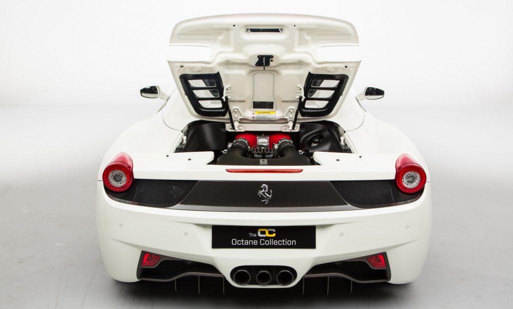 Ferrari 458 Spider For Sale - Engine and Transmission 1