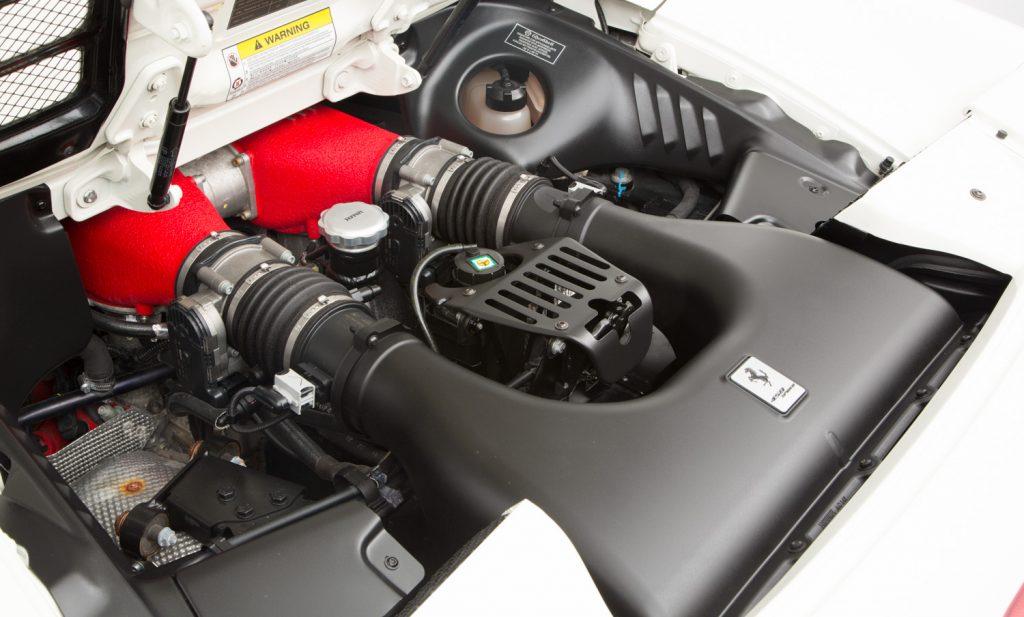 Ferrari 458 Spider For Sale - Engine and Transmission 4