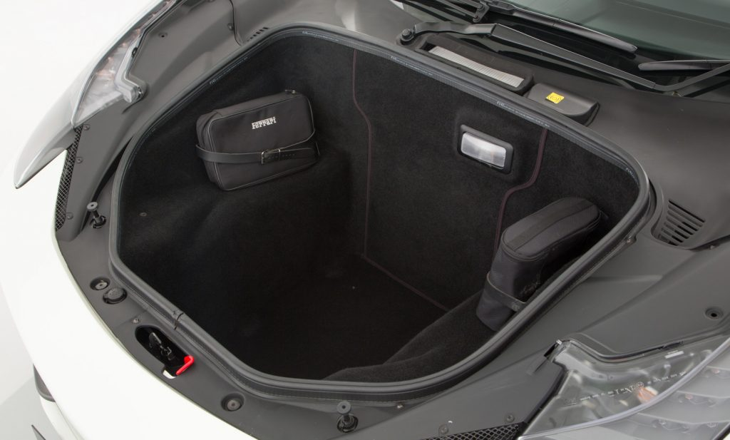 Ferrari 458 Spider For Sale - Interior 10