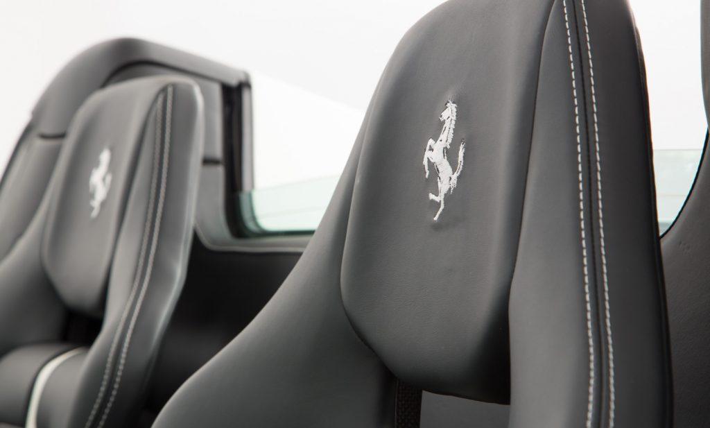 Ferrari 458 Spider For Sale - Interior 9