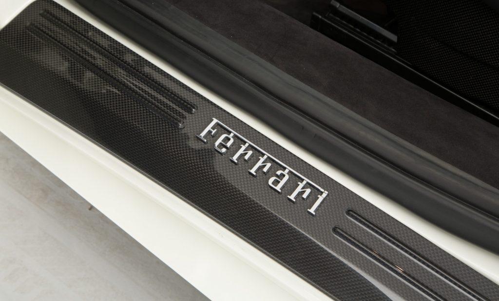 Ferrari 458 Spider For Sale - Interior 8