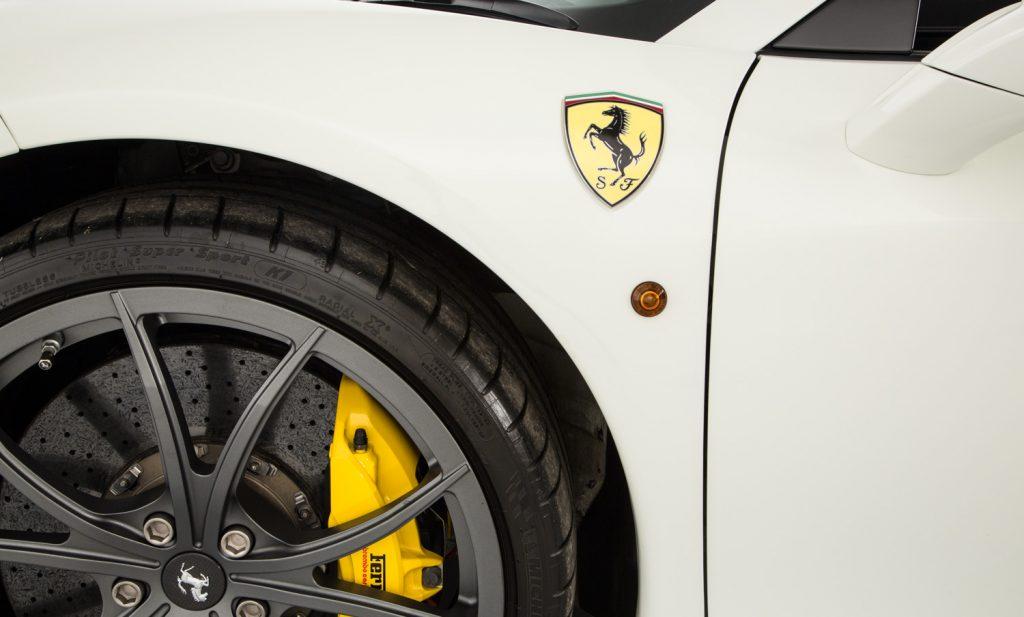 Ferrari 458 Spider For Sale - Exterior 15
