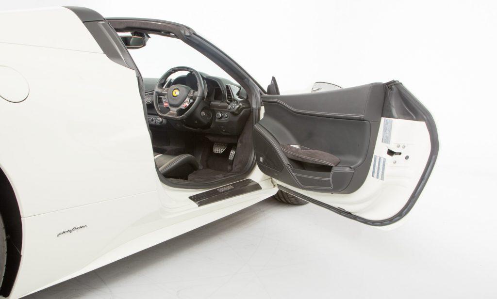 Ferrari 458 Spider For Sale - Interior 1