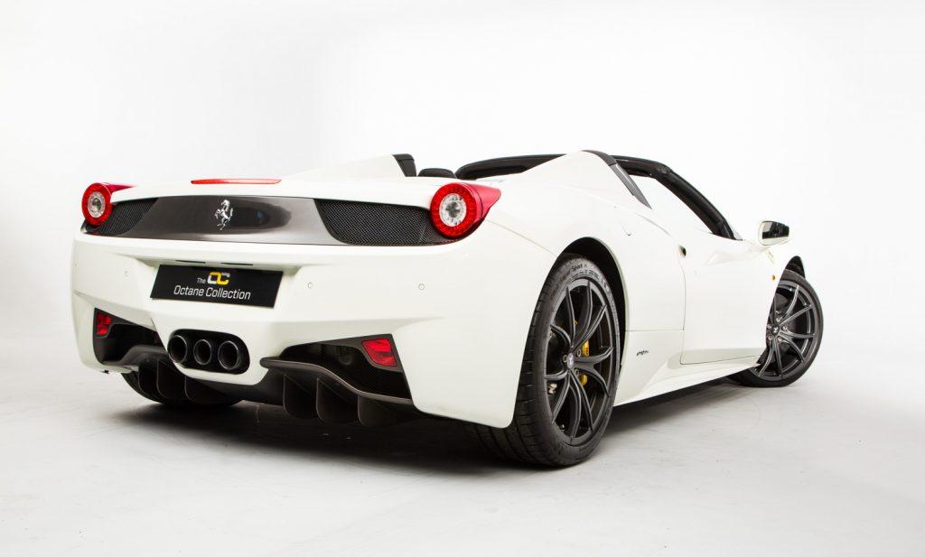 Ferrari 458 Spider For Sale - Exterior 9