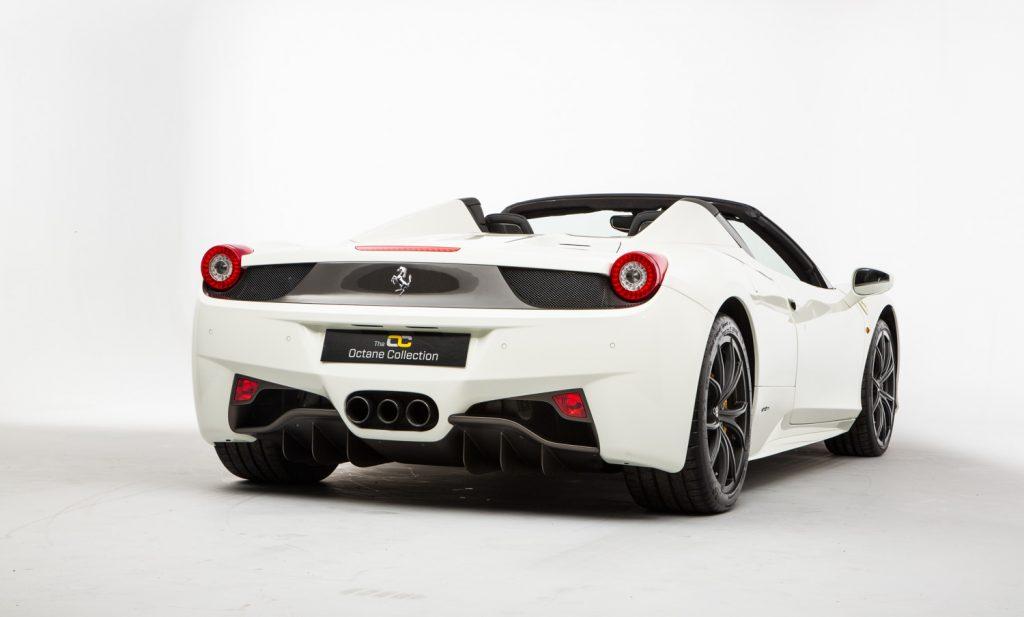 Ferrari 458 Spider For Sale - Exterior 10