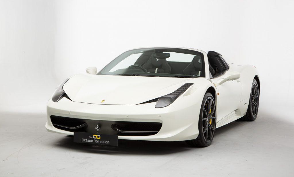 Ferrari 458 Spider For Sale - Exterior 2