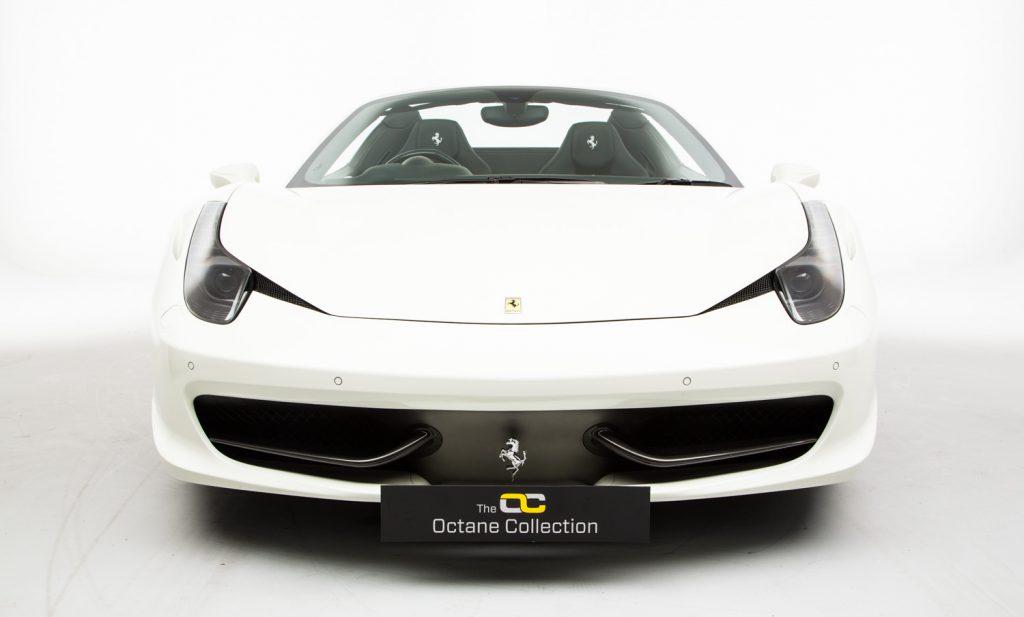Ferrari 458 Spider For Sale - Exterior 4
