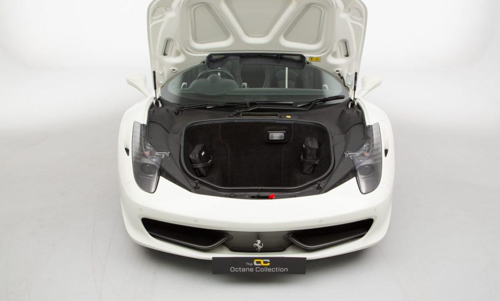 Ferrari 458 Spider For Sale - Interior 11
