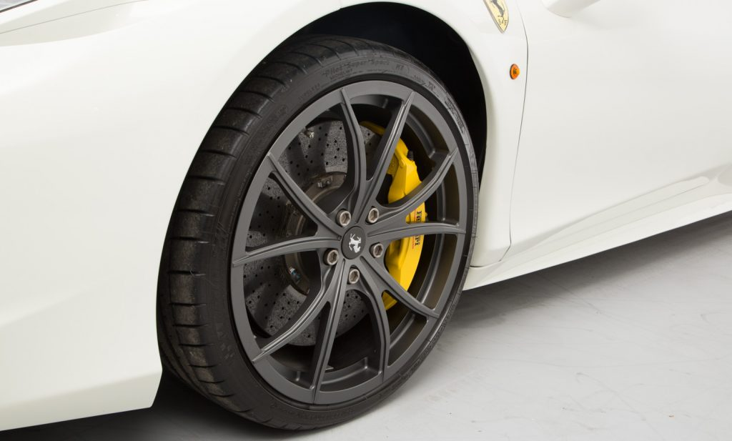 Ferrari 458 Spider For Sale - Wheels, Brakes and Tyres 3