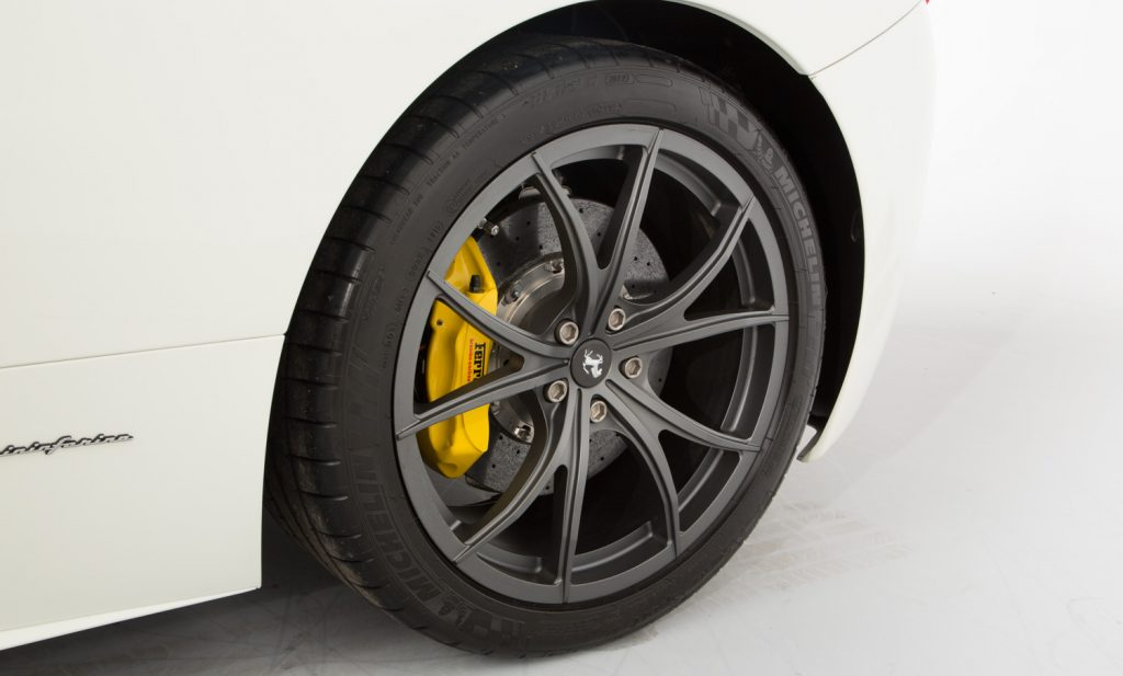 Ferrari 458 Spider For Sale - Wheels, Brakes and Tyres 4