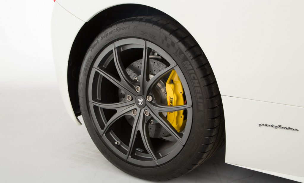 Ferrari 458 Spider For Sale - Wheels, Brakes and Tyres 2