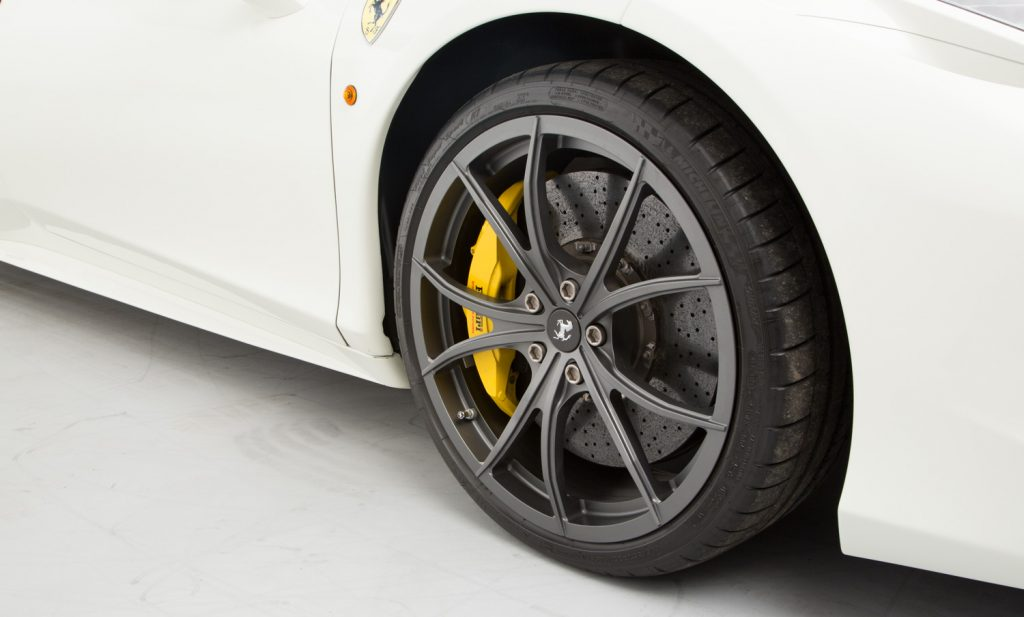 Ferrari 458 Spider For Sale - Wheels, Brakes and Tyres 1