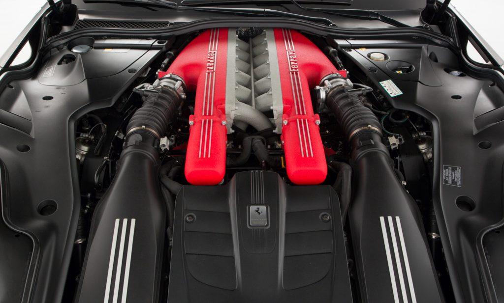 Ferrari F12 Berlinetta For Sale - Engine and Transmission 2