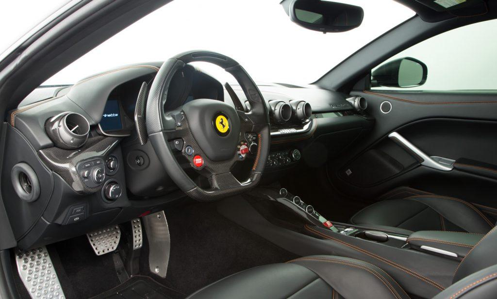 Ferrari F12 Berlinetta For Sale - Interior 3