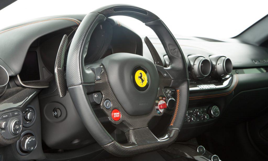 Ferrari F12 Berlinetta For Sale - Interior 2