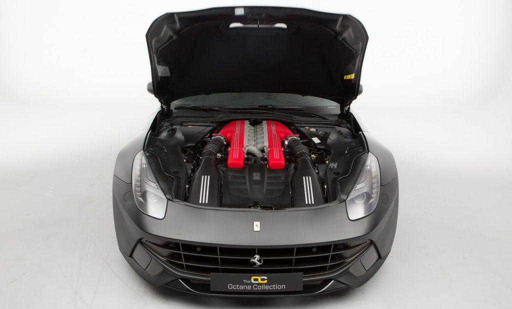 Ferrari F12 Berlinetta For Sale - Engine and Transmission 1