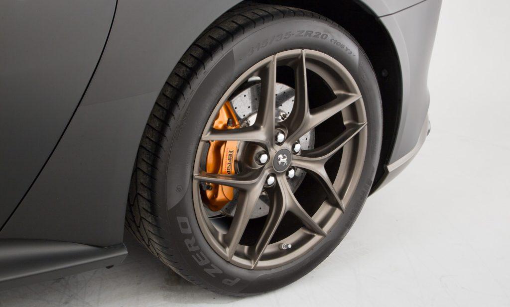 Ferrari F12 Berlinetta For Sale - Wheels, Brakes and Tyres 4