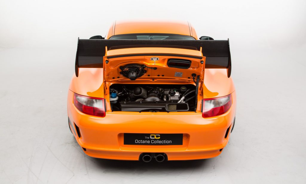 Porsche 911 GT3 RS For Sale - Engine and Transmission 1