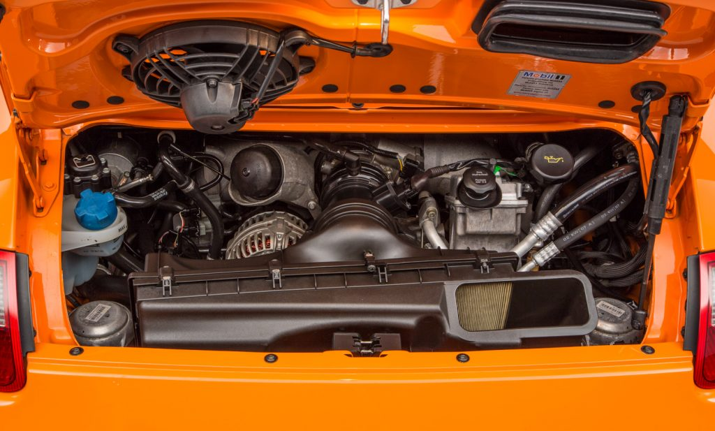 Porsche 911 GT3 RS For Sale - Engine and Transmission 2
