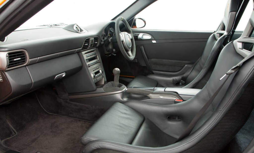 Porsche 911 GT3 RS For Sale - Interior 4