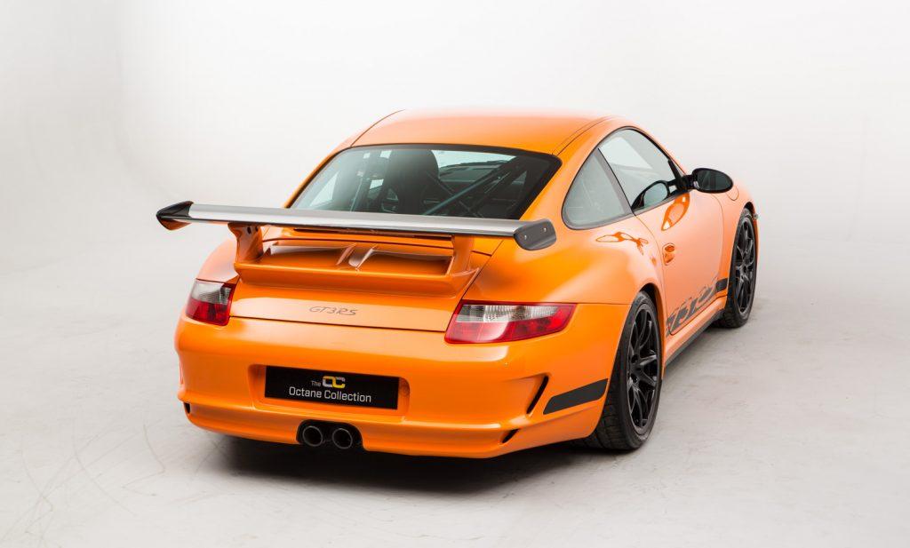 Porsche 911 GT3 RS For Sale - Exterior 10