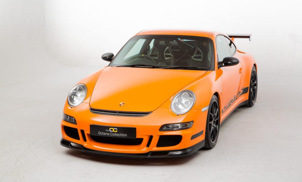 Porsche 911 GT3 RS For Sale - Exterior 3