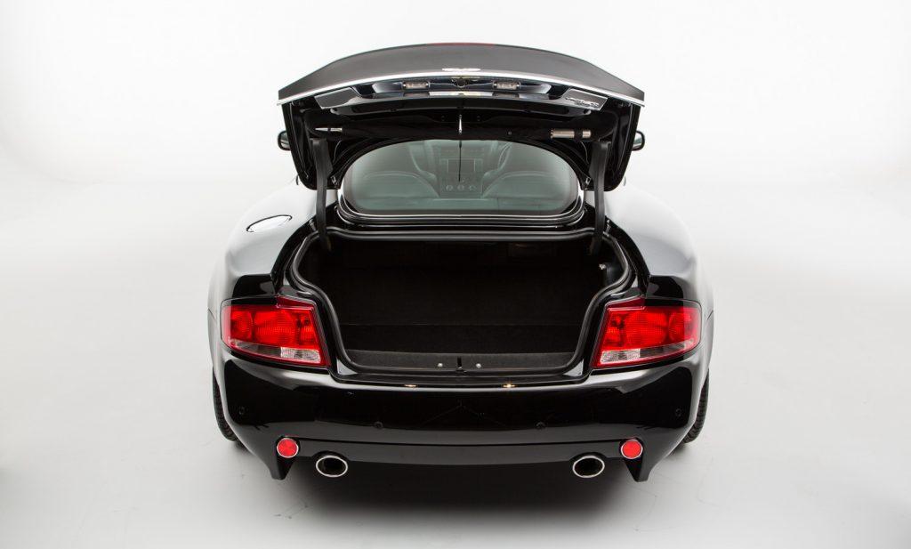 Aston Martin Vanquish S For Sale - Interior 9