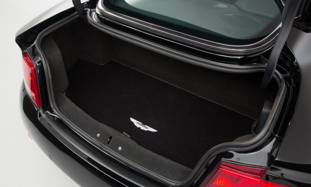 Aston Martin Vanquish S For Sale - Interior 10