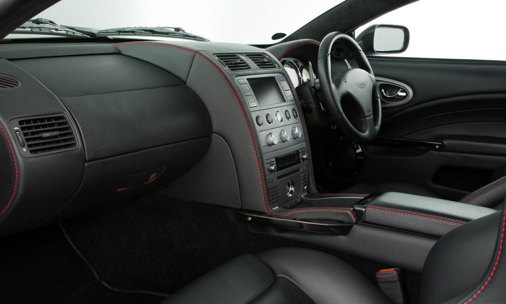 Aston Martin Vanquish S For Sale - Interior 2