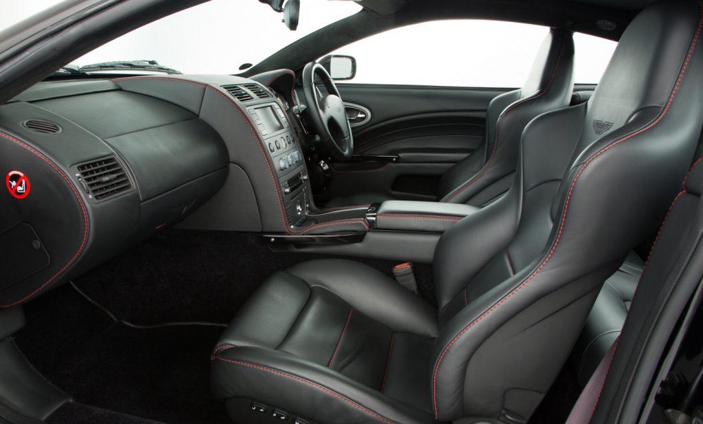 Aston Martin Vanquish S For Sale - Interior 1