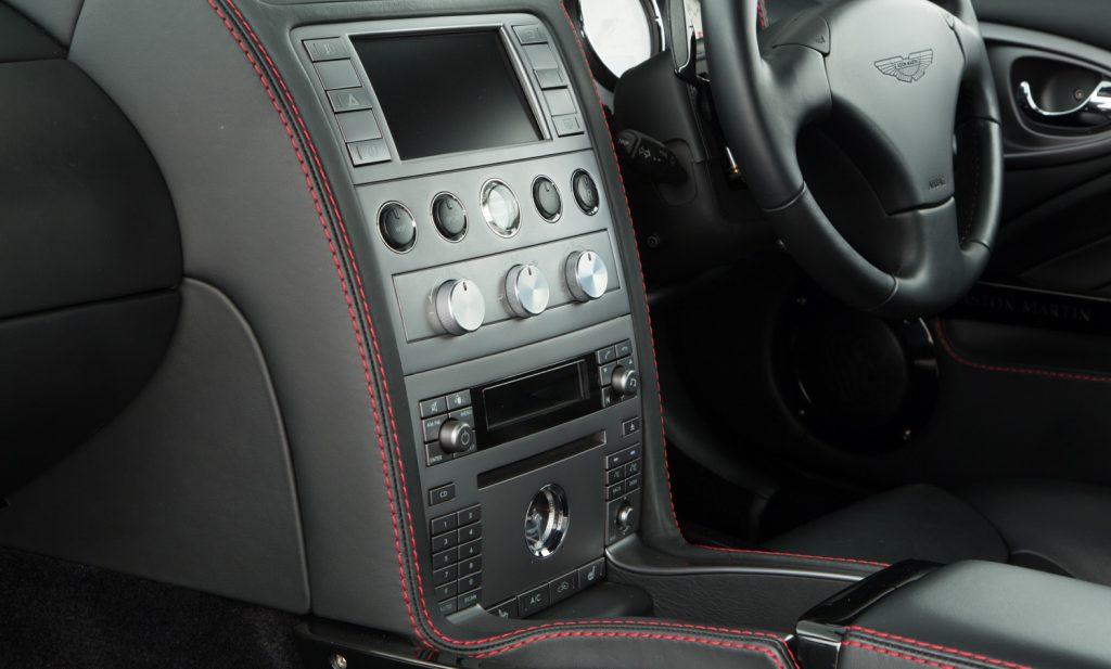 Aston Martin Vanquish S For Sale - Interior 3
